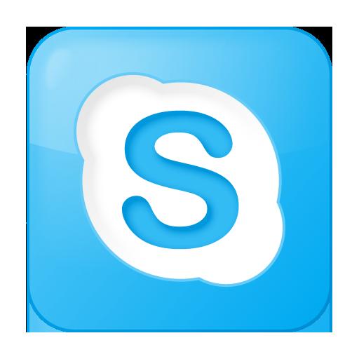 social_skype_box_blue