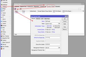 Create multiple SSIDs (virtual SSID) for Mikrotik | Hotspot System